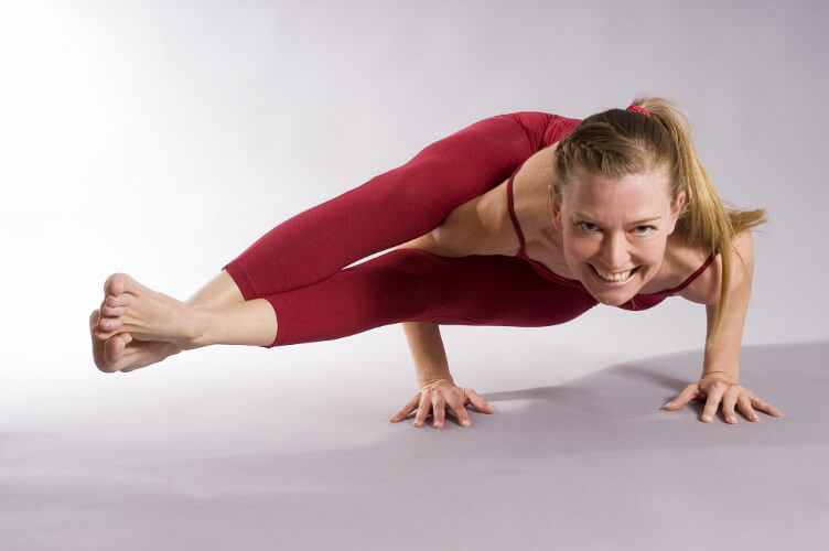 Personal-Yoga-Berlin_Annette Graff_Seit-Krähe