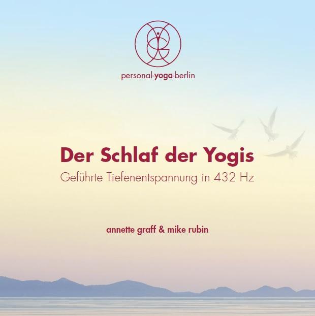 CD Album - Der Schlaf der Yogis