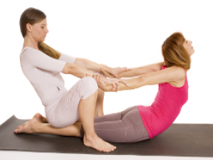 Das Full Service Yoga Gesundheits Package