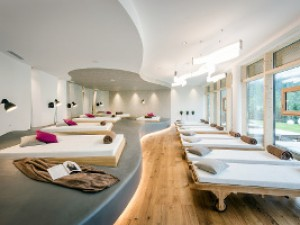 Personal Yoga Berlin, Yoga Retreat im Das.Goldberg, Ruheraum