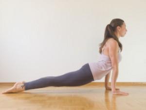 Personal Yoga Berlin_Yamina_UpDog