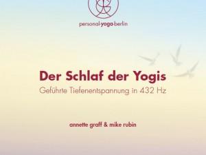 Personal Yoga Berlin_CD_Der Schlaf der Yogis (c)